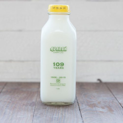 Avalon Skim Milk, 1L – 12/cs