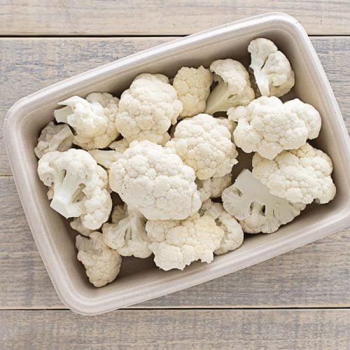 Organic Cauliflower Florets – 500g