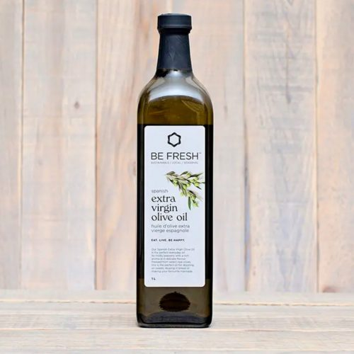 Be Fresh Extra Virgin Olive Oil 1L- 12/cs