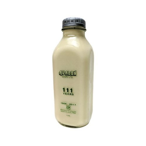 Avalon Eggnog Milk, 1L – 12/cs