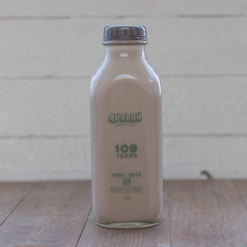 Avalon Chocolate Milk, 1L – 12/cs