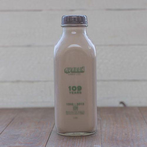 Avalon Organic Chocolate Milk, 1L – 12/cs
