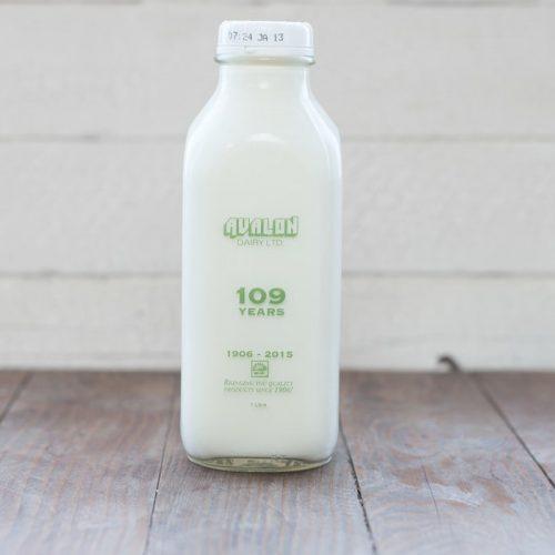 Avalon Organic Standard Milk, 1L – 12/cs