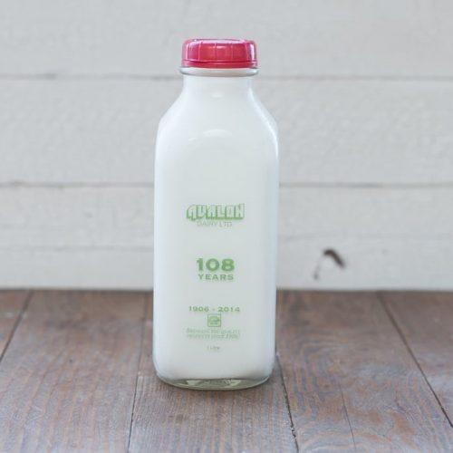Avalon Organic Homo Milk, 1L – 12/cs