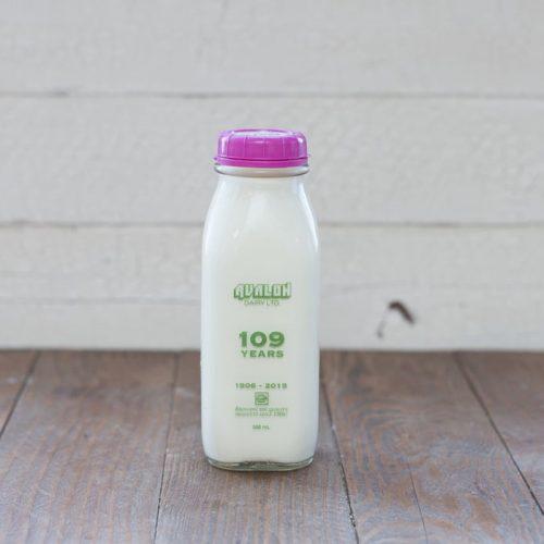 Avalon Organic Whipping Cream, 500mL – 12/cs
