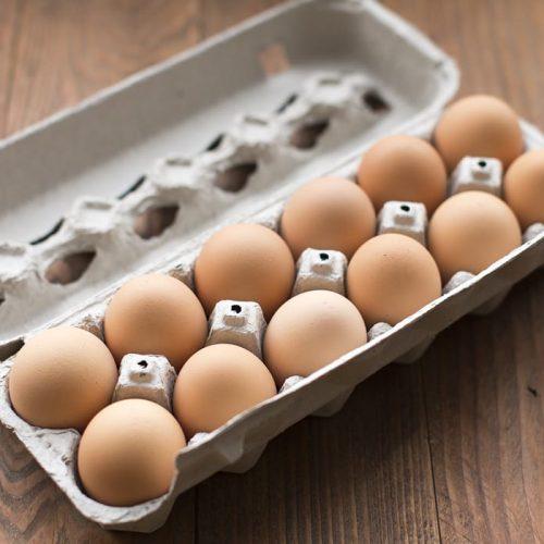 Avalon Organic Eggs, Free Range 1dz – 15dz/cs