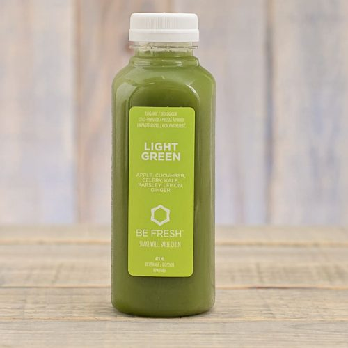 The Juice Box Organic Light Green – 473ml – 16/cs