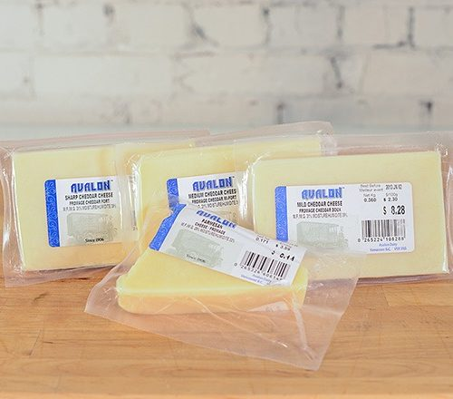 Avalon White Cheddar Cheese Sharp – 4.5Kg